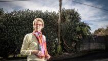 Kiwi woman's 'awful' two-year saga over illegal telephone pole