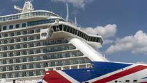 'Clown' sparks brawl onboard UK-bound cruise ship