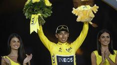 22-year-old Egan Bernal wins Tour de France