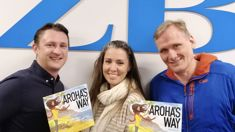 Bex Lipp: Publisher of 'Aroha's Way' on importance of emotional intelligence for children: Part 2