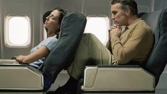 Heather du Plessis-Allan is not happy that some people think it's not fair to recline your seat. (Photo / Getty)