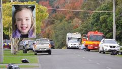 Carla Neems was killed by a recycling truck on May 2, 2017. Today, her parents were partially blamed (Photo / File)