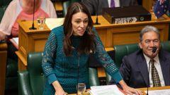 Jacinda Ardern has been praised during the US Democratic debate. (Photo / NZ Herald)