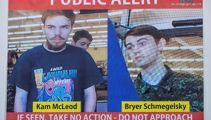 Killer Canadian teens told witness they were on 'joy ride'