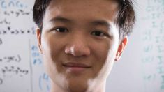 Tristan Pang: There's a beauty in maths
