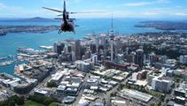 Wealthy Aucklanders face tougher helicopter rules