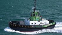 Ports of Auckland pens deal to secure world's first electric tugboat
