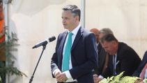 James Shaw tells supporters: 'You're not always going to get what you want'