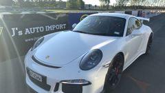 The 2015 Porsche GT3 worth $220,000. Photo / Supplied