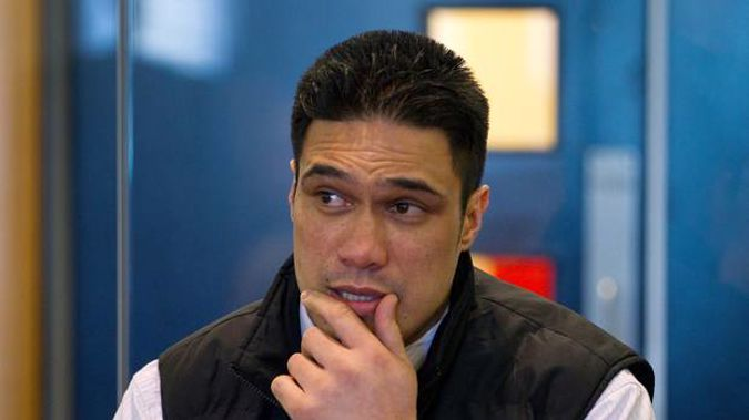 Joshua James Masters, Killer Beez gang president, failed to appear in court today. (Photo / NZ Herald)