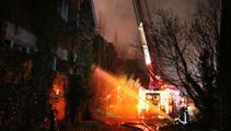 Teen admits lighting fire at Antonio Hall