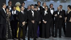 Game of Thrones is up for the most nominations. (Photo / AP)