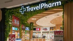 TravelPharm's Auckland Airport stores have closed. (Photo / TravelPharm website)