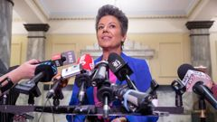 National Party deputy leader Paula Bennett says Jacinda Ardern should be doing more to ensure Labour Party staffers in the parliamentary workplace feel safe. (Photo / Mark Mitchell)