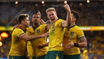 'Hansen has egg on his face': World reacts to Wallabies shock win