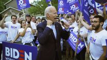 Joe Biden remains top of polls but gaffes continue to dominate his campaign