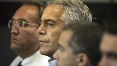 Jeffrey Epstein, pictured during a 2008 court appearance, has died. (Photo / AP)