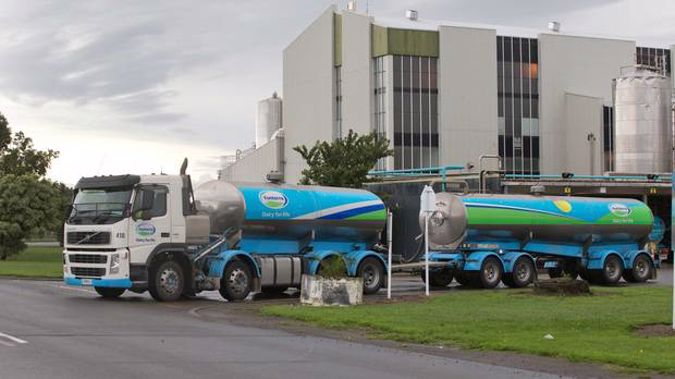 Fonterra has forecast a big loss this financial year. (Photo/Mark Mitchell)
