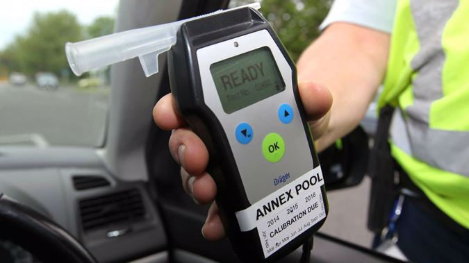 The driver was unsteady on his feet and smelt of alcohol but police's arrest was faulted by a judge. (Photo / File)