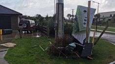 More wild weather: Tornado strikes New Plymouth