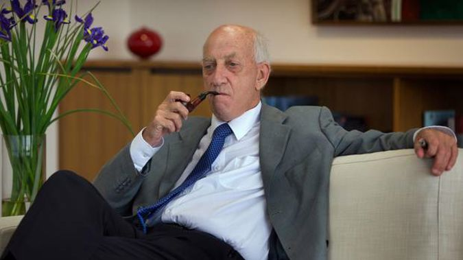 Sir Bob Jones has joined the billionaires club. (Photo / File)