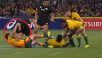 Caught: 14 times Wallabies got away with illegal trick