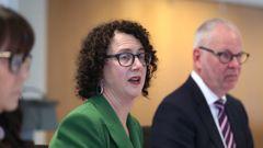 Liz MacPherson announced her resignation this morning. (Photo / NZ Herald)