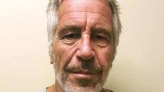 Jeffrey Epstein was found dead in his prison cell. (Photo / AP)