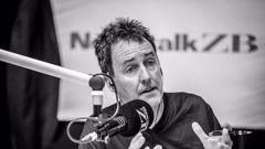 Mike Hosking's face and name has been used to promote fake advertisements on Facebook. Photo / Michael Craig