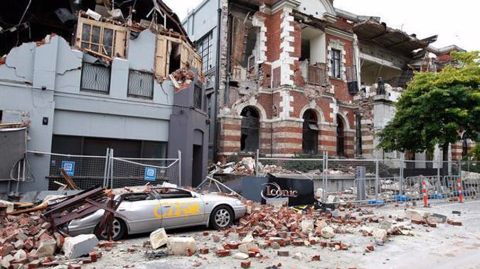 Pavol Csiba has been fined over a report saying he had visited a quake-damaged Christchurch property when he had not. (Photo / File)