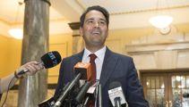 Bridges reacts to Hosking's praise: 'I nearly choked on my cornflakes'