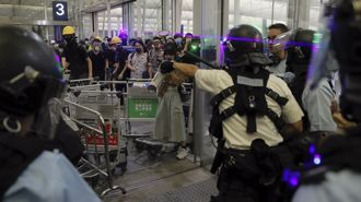 Heather du Plessis-Allan: Hong Kong protests could ruin their economy