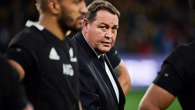Steve Hansen has sent a message to the All Blacks. (Photo / Photosport)