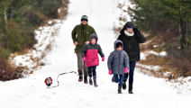 Weather: 'Polar' conditions forecast for the weekend