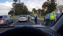 'What not to do at a police checkpoint': Auckland woman get $80 fine