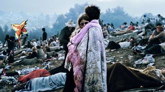 50 years on: Memories of photographer who took iconic Woodstock image