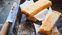 Nici Wickes: Lemon oaty slice recipe