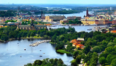 Mike Yardley: Stockholm's sights and bites