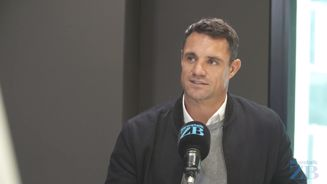 Watch: Former All Black Dan Carter opens up on career highs and lows