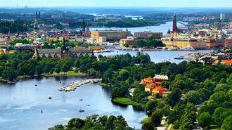 Mike Yardley: Swinging through Stockholm