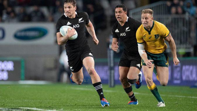 All Blacks strike back to claim decisive victory over Wallabies