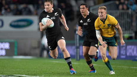 Live Bledisloe Cup updates: All Blacks v Wallabies