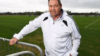 Steve Hansen: There's always pressure when you play for the All Blacks, this is nothing new