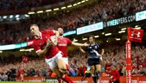 No1 no more! Wales overtake ABs with win over England