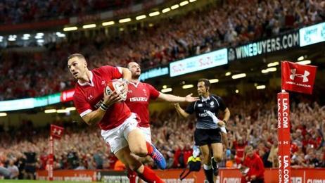 Wales overtake All Blacks as top team in international rugby