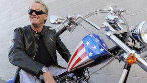 Flicks editor Steve Newall shared his memories of Peter Fonda. (Photo / AP)