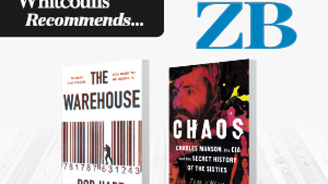 Joan's Picks: The Warehouse and Chaos