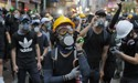 China hits back as US lawmakers show support for Hong Kong protests