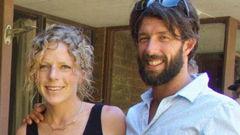 Sean McKinnon with fiance Bianca Buckley. (Photo / Facebook)