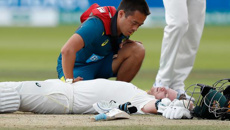 John Morrison weighs in on cricket safety debate after Steve Smith injury